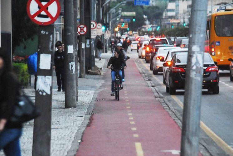 Qualificação de infraestrutura cicloviária