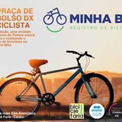 Minha Bike - Registro de bicicletas no Paraná